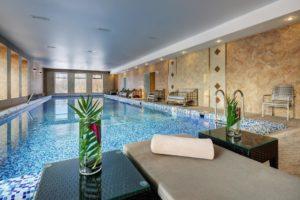 Недорогие спа отели в Подмосковье с бассейном
