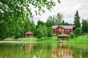 Коттеджи и дома отдыха на день рождения в Подмосковье
