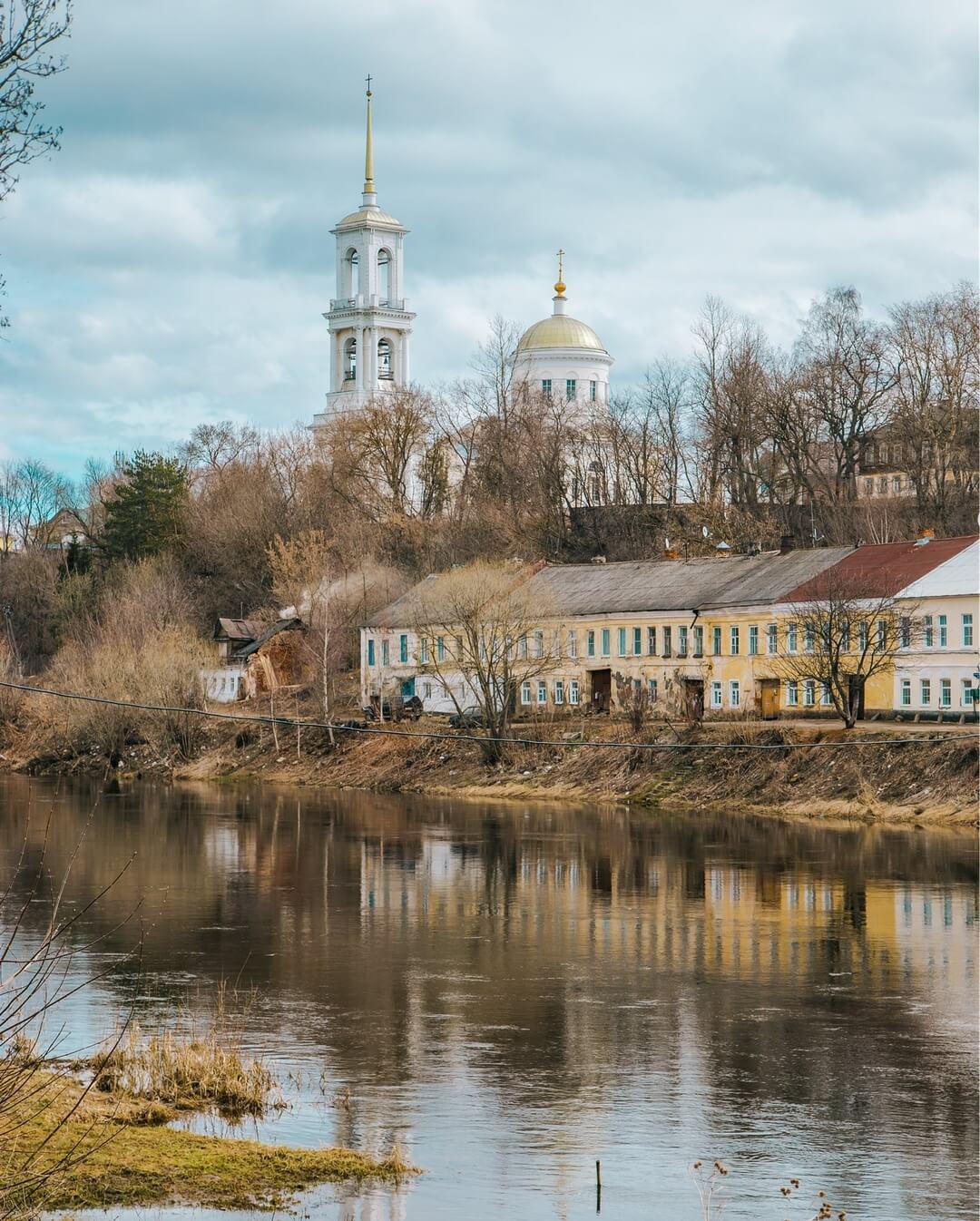 Ильинская церковь в Торжке