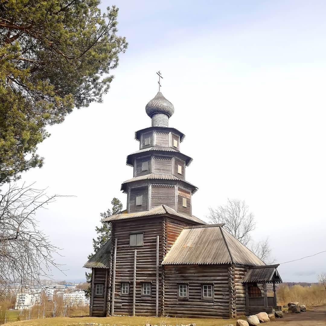 Старо-Вознесенская церковь Торжок
