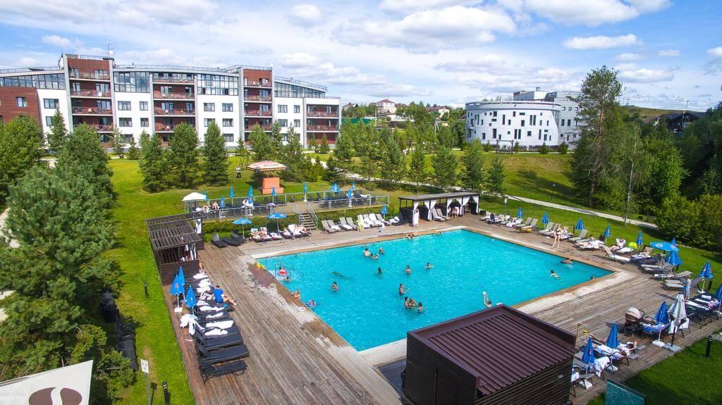 Загородные дома отдыха и отели «Всё включено» в Подмосковье