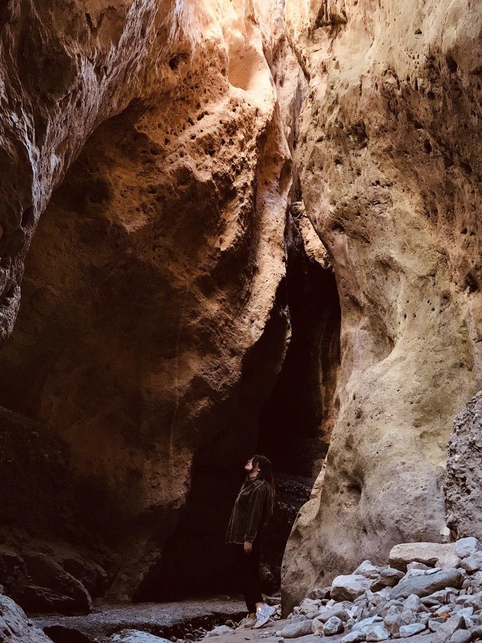 Карадахская теснина - красивые места Дагестана