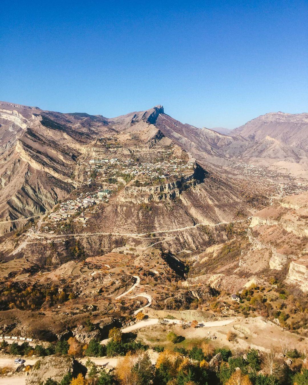 Что посмотреть в Дагестане — самые красивые места