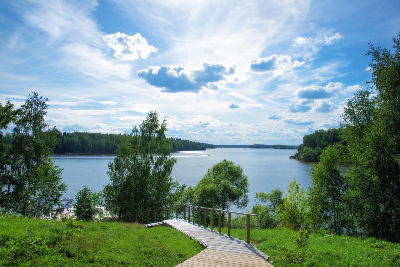 Отдых на озёрах Подмосковья